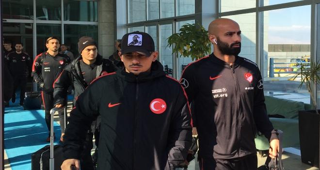 A Milli Futbol Takımı Konyada
