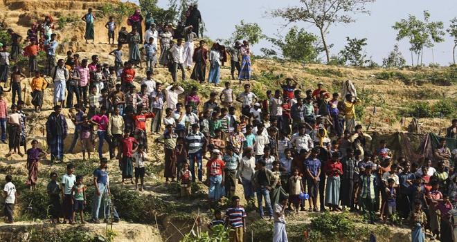 UNICEF Arakanlıların geri dönüşünden kaygılı
