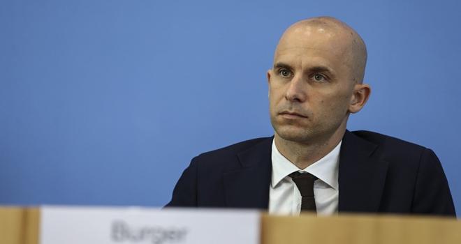 Almanya Dışişleri Bakanlığı Sözcü Yardımcısı Burger: Kaşıkçı cinayetinde hala birçok soru cevapsız