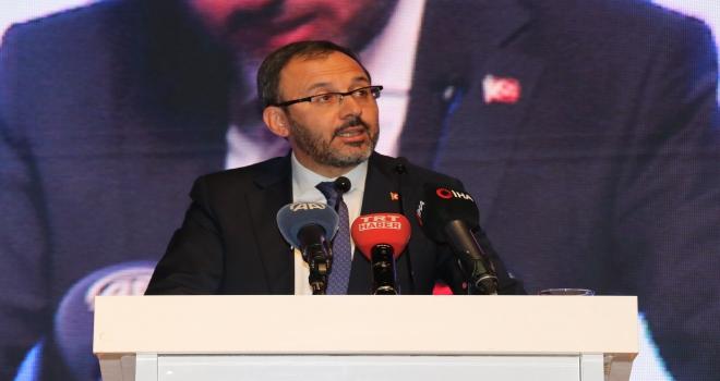 AK Parti siyaseti vizyondur