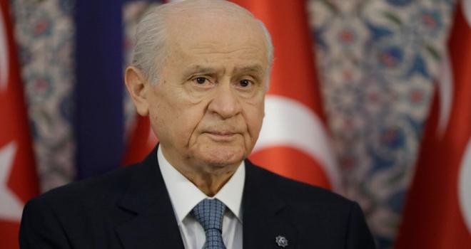 MHP Genel Başkanı Bahçeli: Cemal Enginyurtun açıklamaları MHPyi bağlamayacaktır