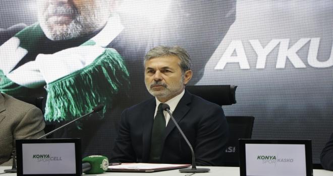 Aykut Kocaman, Atiker Konyaspora imzayı attı