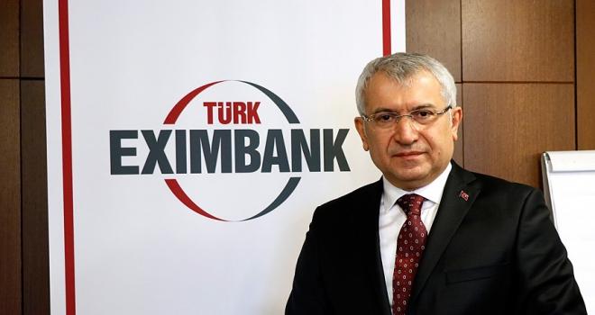 Türk Eximbank Genel Müdürü Yıldırım: İhracatçıya verilen destek tarım ürünlerine de yansıyacak