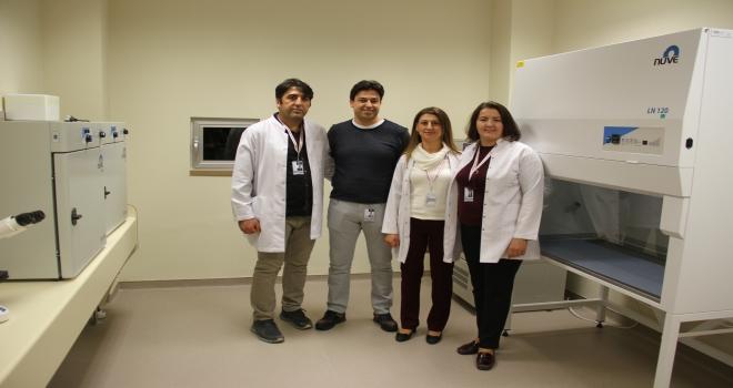Kayseri Şehir Hastanesinde tüp bebek tedavisi