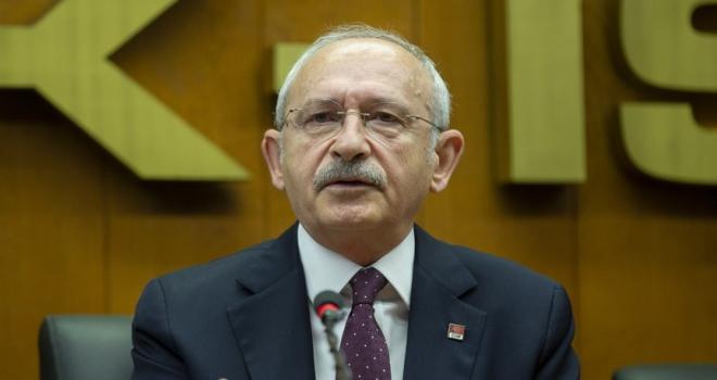 CHP Genel Başkanı Kılıçdaroğlu: Kadroya geçemeyen binlerce işçi var