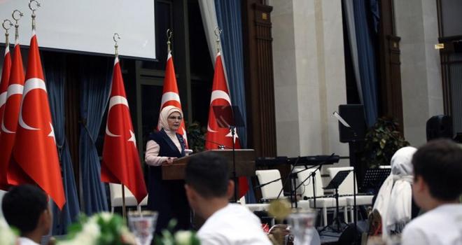 Emine Erdoğan: Çocuklarımızın yeteneklerini erken yaşta keşfetmek geleceğin anahtarıdır