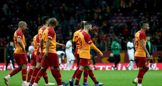 Galatasaray son 5 maçta 9 puan kaybetti