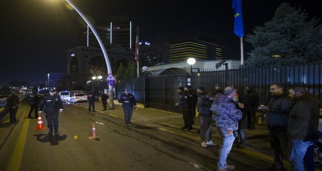 Başkentte silah sesleri polisi alarma geçirdi