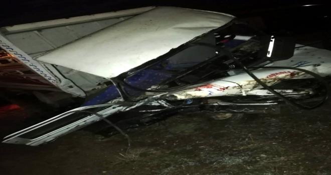 Sivasta trafik kazası: 6 yaralı