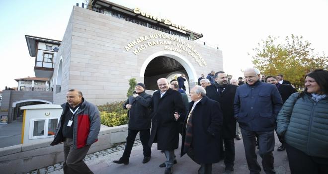 ATOdan Başkente Bir Gün Yetmez gezisi