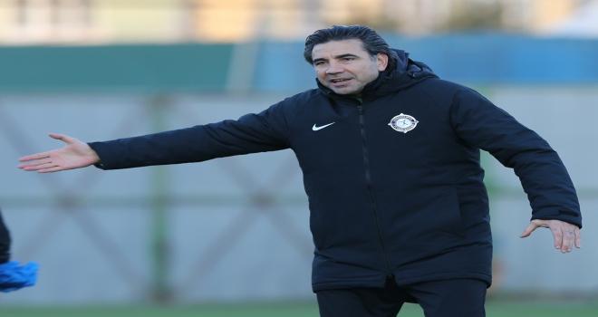Osmanlıspor, Tetiş Yapı Elazığspor maçına hazır