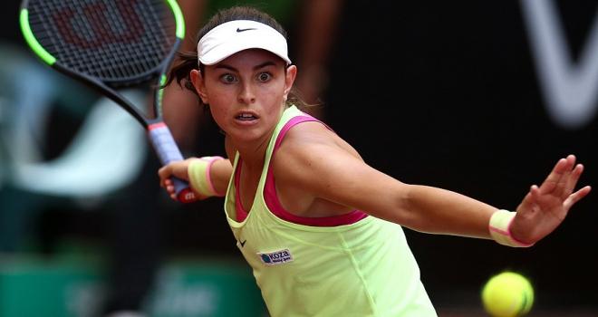 Milli tenisçi Ayla Aksunun şampiyonluk özlemi sona erdi