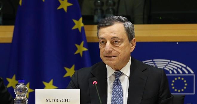 Avrupa Merkez Bankası Başkanı Draghi: Büyüme verileri beklenenin altında seyrediyor