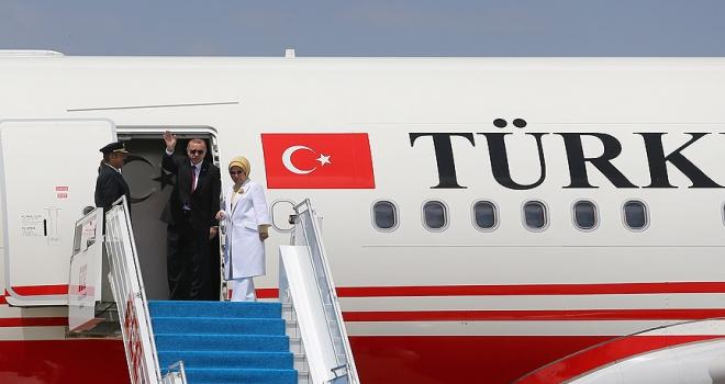 Cumhurbaşkanı Erdoğan Güney Amerikaya gidecek