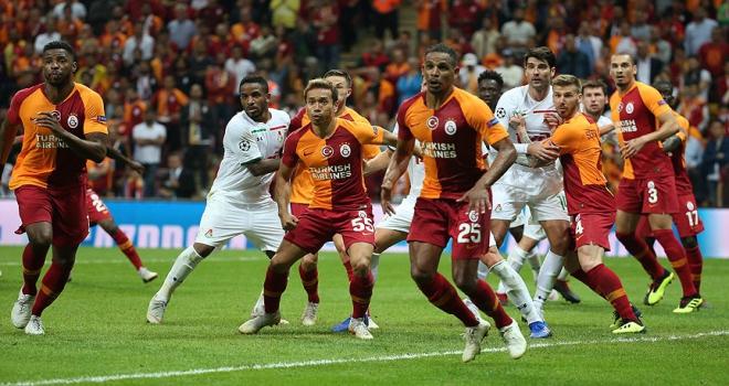 Galatasaray Avrupada 276. maçına çıkıyor
