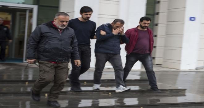 Ankarada kablo hırsızlığına tutuklama