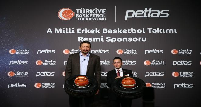 A Milli Erkek Basketbol Takımına yeni sponsor