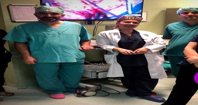 Kırşehirde mikroskobik kulak ameliyatlarına başlandı