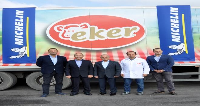Eker Süt Ürünleri lastik yönetimi için Michelini seçti