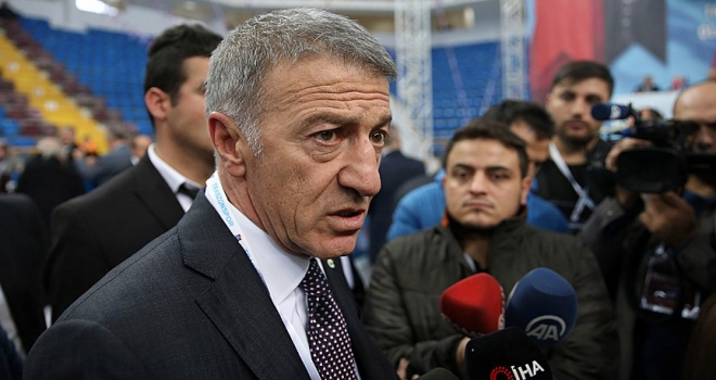Trabzonspor Kulübü Başkanı Ahmet Ağaoğlu: Takımdaki değişiklikleri iyi analiz etmemiz lazım