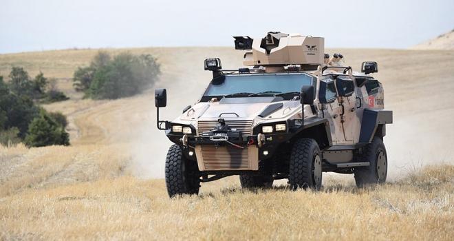 Savunma sanayisi harcamalarında Türkiye dünyada 15inci sırada
