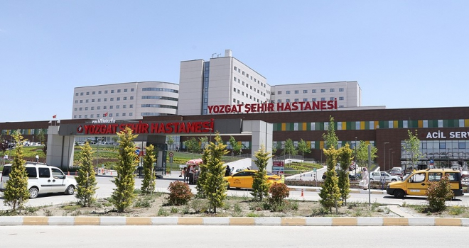 Yozgat Şehir Hastanesi dijitalleşmede Avrupayı solladı
