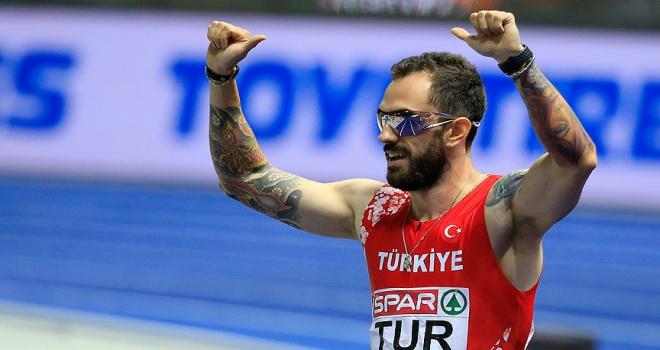 Ramil Guliyeve yılın atleti ödülü