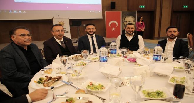 AK Parti Nevşehir teşkilatı seçim çalışmalarını ele aldı