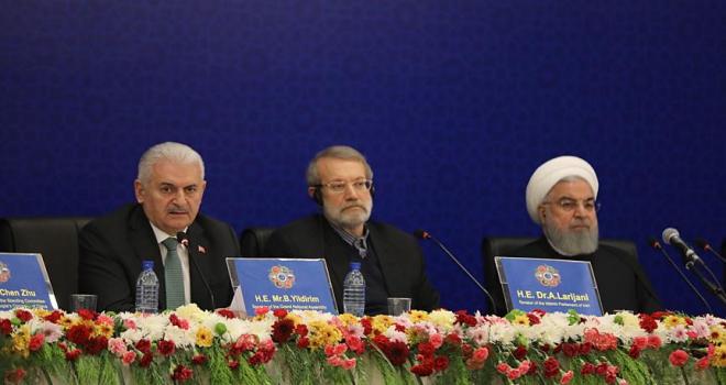 TBMM Başkanı Yıldırım: İran, Rusya, Türkiye bölgesel iş birliğini sürdürmeye kararlıyız