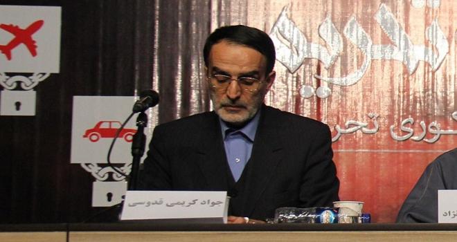 Meşhed Milletvekili Kuddusi: İranda milletvekillerinin yarısı rejimin yıkılmasını istiyor