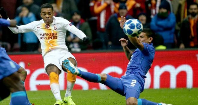 Galatasaray UEFA Avrupa Liginde