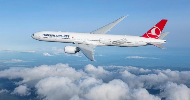 THYnin Afrikada 55inci uçuş noktası Lusaka oldu
