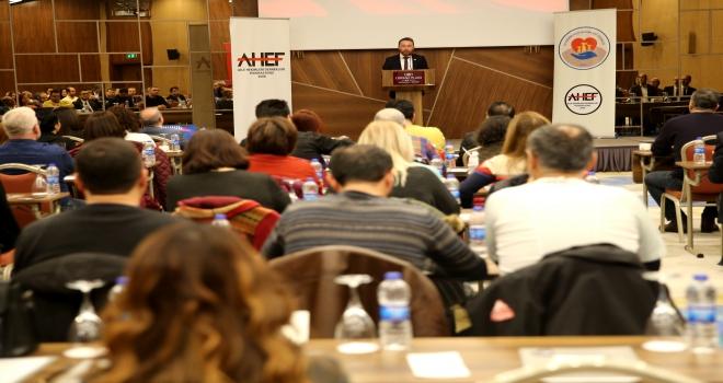 AHEF Mini Tıp Akademisi Nevşehirde başladı