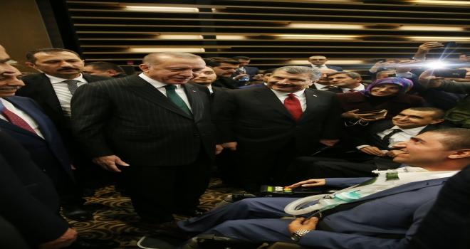 Cumhurbaşkanı Erdoğan, Konyada