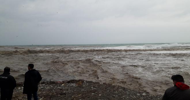 Türkiyede günlük yağış rekoru kırıldı