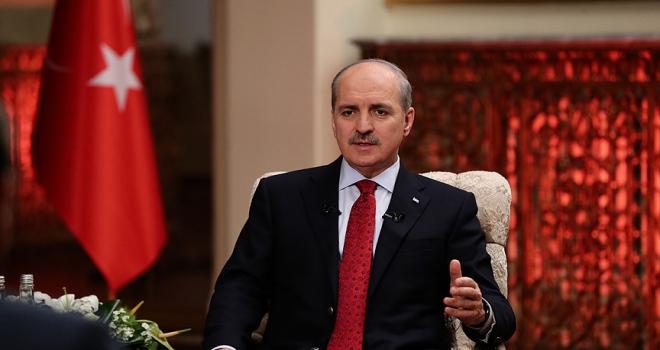 AK Parti Genel Başkanvekili Kurtulmuş: Her iki liderin katıldığı ortak mitingler olabilir