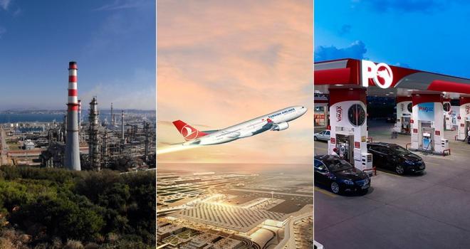 Türkiyenin En Büyük 500 Özel Şirketi belli oldu