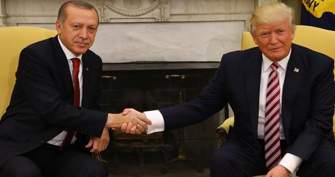 ABDnin Suriye kararında ErdoğanTrump görüşmesi detayı