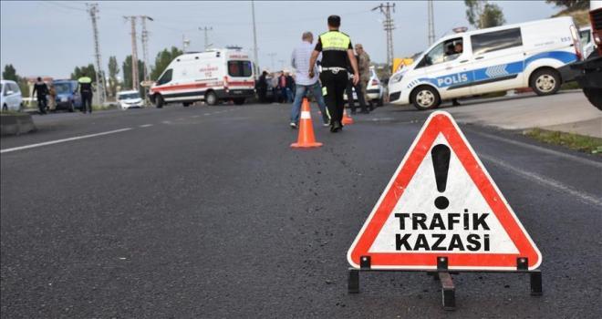 Trafik kazalarında son 2 yılda 864 çocuk hayatını kaybetti