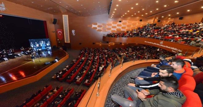 Kırşehirde Türk Halk Müziği Ses Yarışması