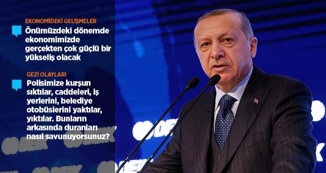 Türkiyenin şahlanışını durduracak hiçbir fani güç yok