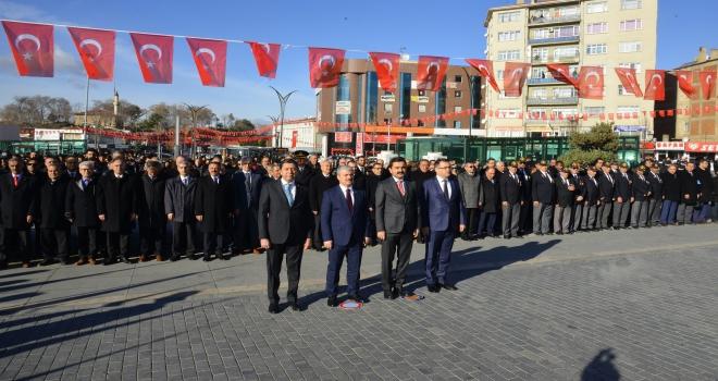 Atatürkün Kırşehire gelişinin 99. yılı