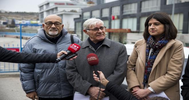 Vatan Partisinden HDPnin kapatılması için başvuru