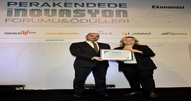 Beymene Ciroya Göre En Büyük Lüks Perakende Şirketi ödülü