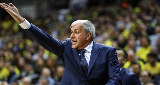 Fenerbahçe Beko Başantrenörü Zeljko Obradovic: Son dakikalarda doğru şeyler yaptık