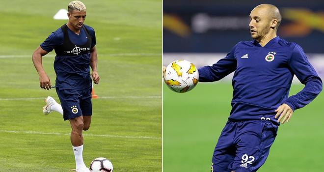 Fenerbahçede Chahechouhe ve Dirar affedildi