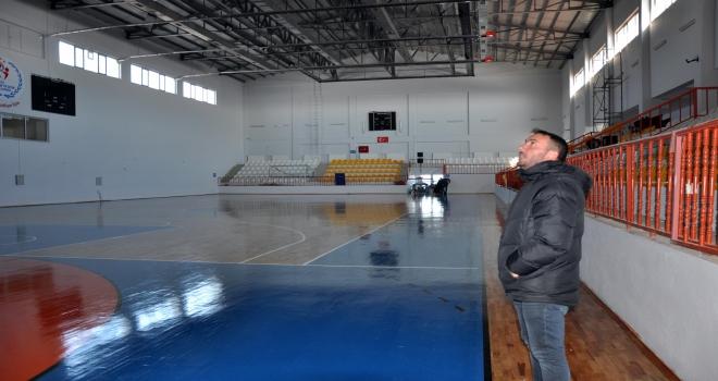 Sorgun Spor Salonu yenilendi