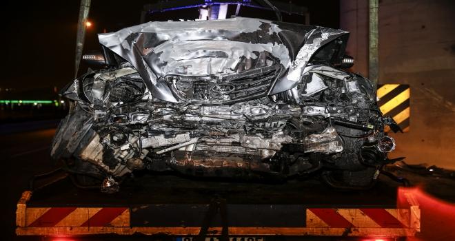 Başkentte trafik kazaları: 4 yaralı