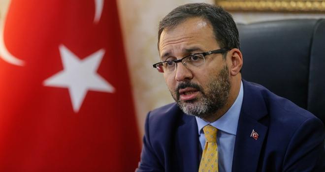 Gençlik ve Spor Bakanı Kasapoğlu: Türk sporunu ve taraftarını şiddete teslim etmeyeceğiz