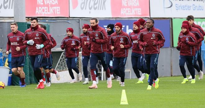Trabzonspor Antalyada topbaşı yapacak